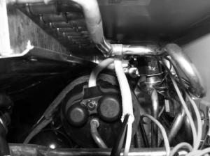 Рис. 3. Вид на компрессор