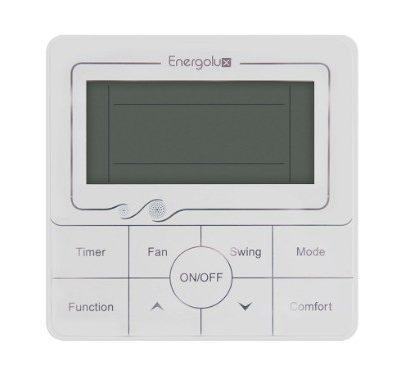 Проводной пульт управления Energolux SWC06A1