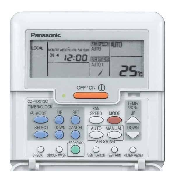 Проводной пульт управления Panasonic CZ-RD513C