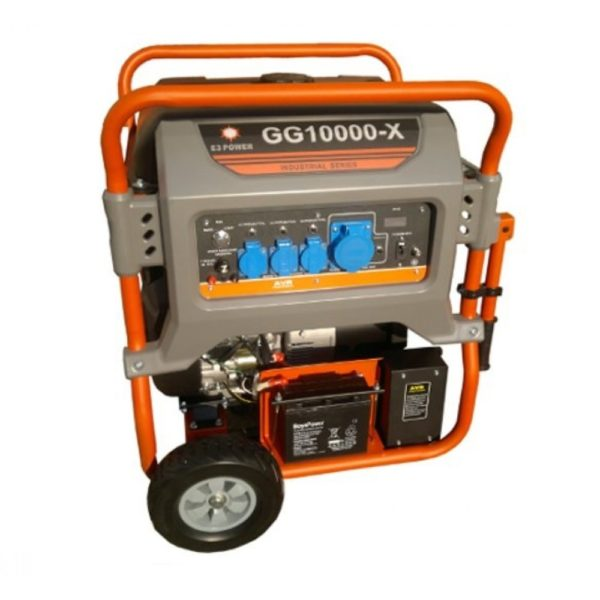 Газовый генератор REG E3 POWER GG10000-Х