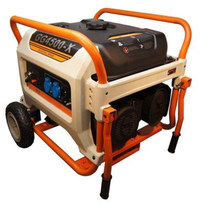 Бензиновый генератор REG GG4500-Х