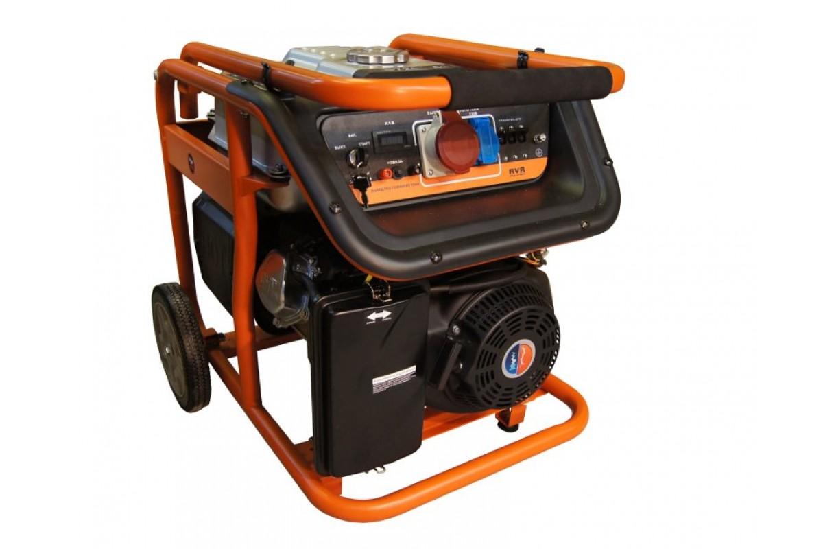 Бензиновый генератор REG GG7200-А3