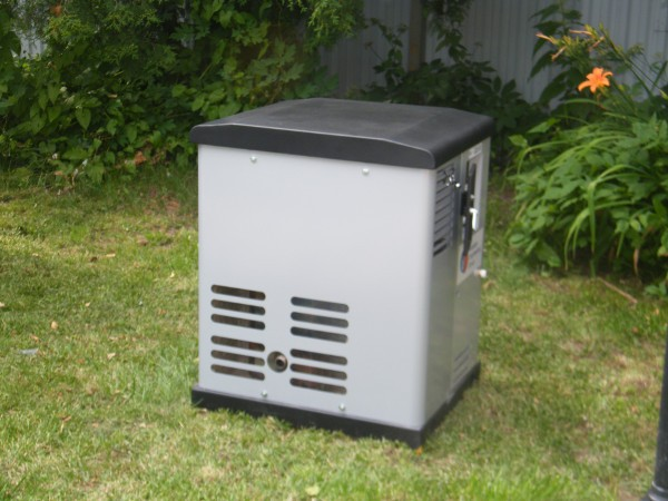Газовый генератор REG GG6-SV