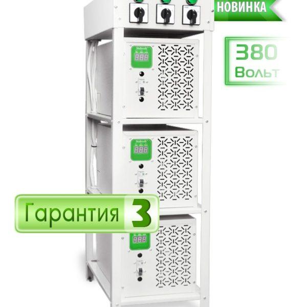Трехфазный стабилизатор напряжения StabVolt СНЭТ 36NS