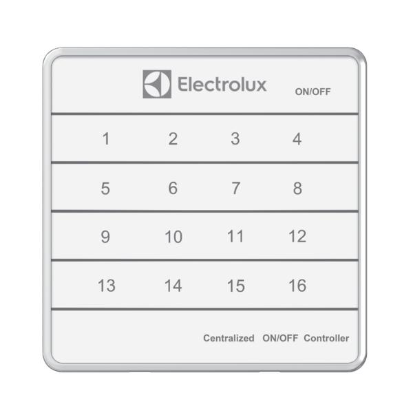 Пульт управления центральный Electrolux ESVM-J01C
