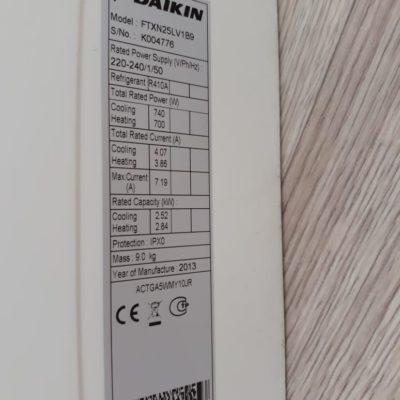 Daikin FTXN25LV1B9