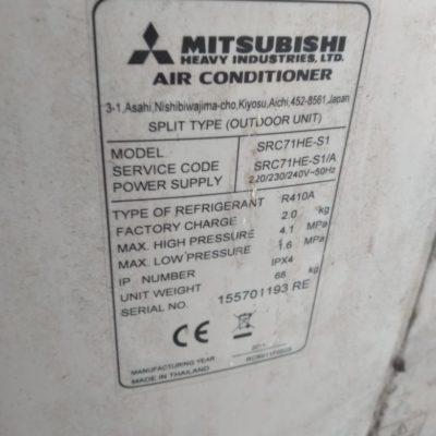 Mitsubishi SRK71HE-S1