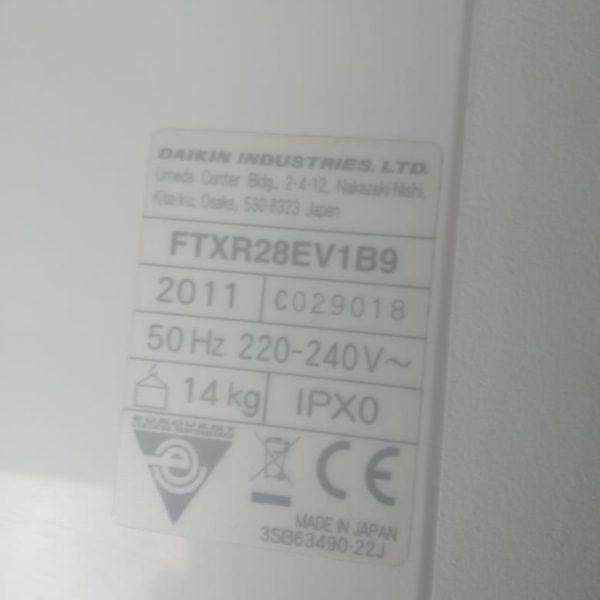 Daikin FTXR28EV1B9 / RXR28EV1B9